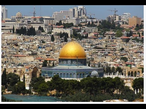 """BREAKING LIVE: """"Jerusalem The City Of The Great King"""""""