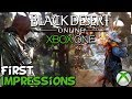 Black Desert Online Xbox One First Impressions 2019