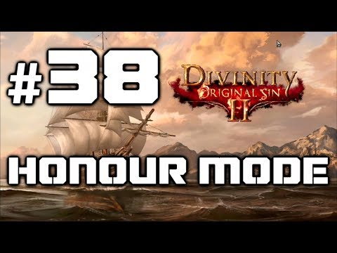 Divinity Original Sin 2 - Honour Walkthrough: Red Ink In The Ledger & Aggressive Takeover - Part 38