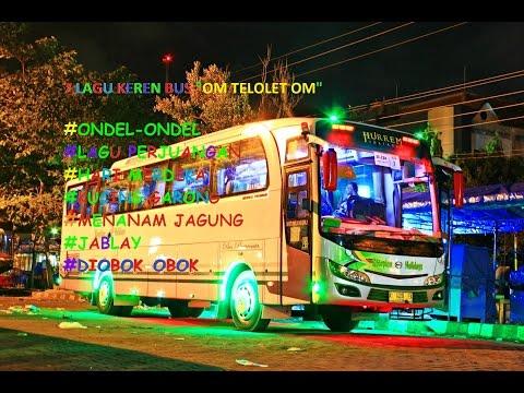 KEREN!!! 7 LAGU BUS