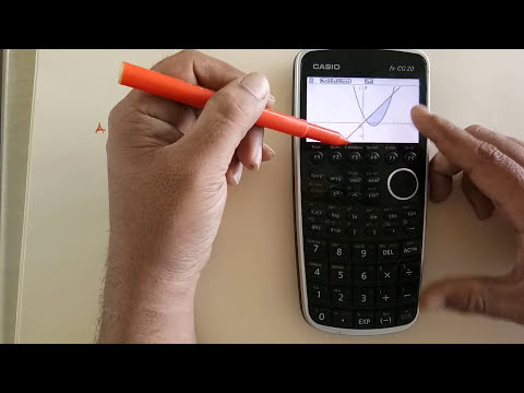 Calculating area and volume of revolution using GDC