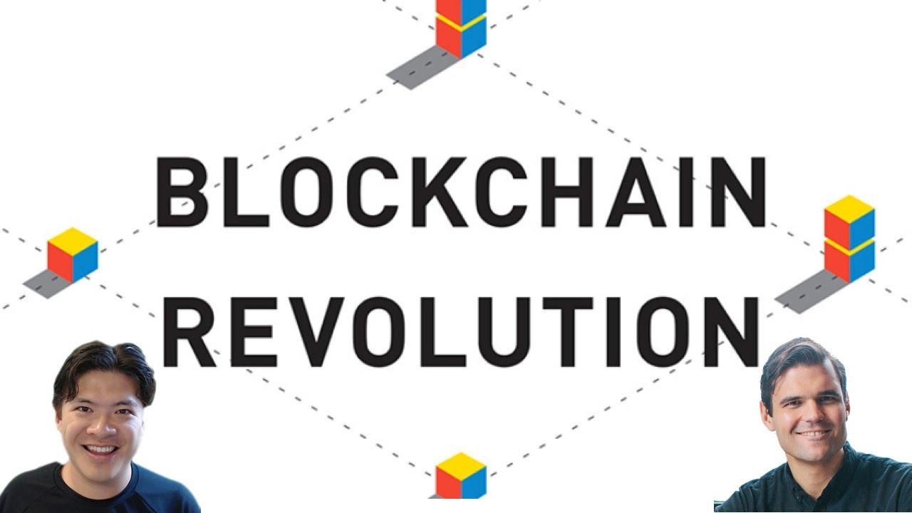 Blockchain Revolution Chat with Alex Tapscott