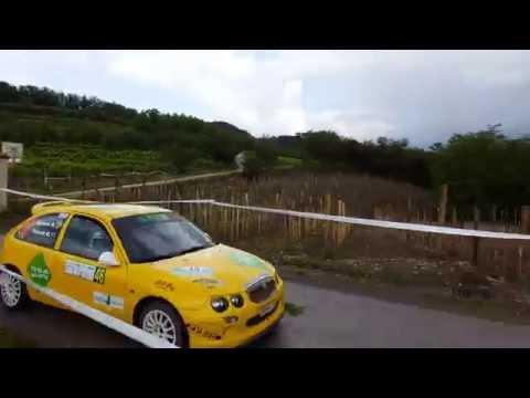 Rally Ajdovščina 2016  HP Erzelj