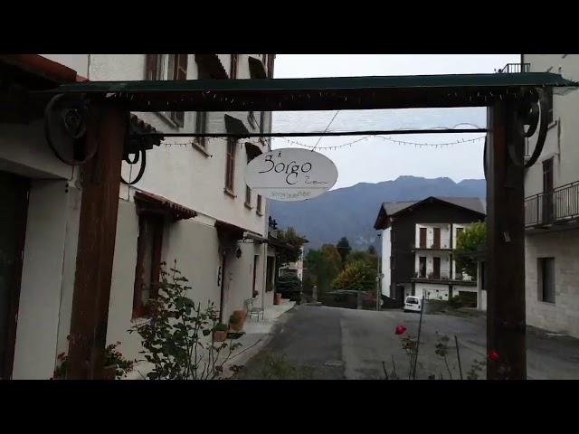 IL Borgo Zen. Aria buona, relax e cucina genuina.