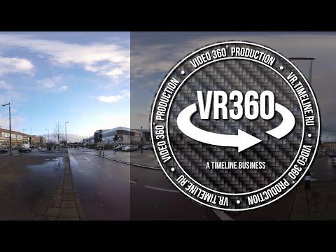 Video 360° -  RAI Amsterdam || TimeLine VR360° - 360° video content production