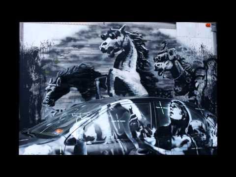 Banksy - Crazyhorse 1/8 (Collateral Murder)