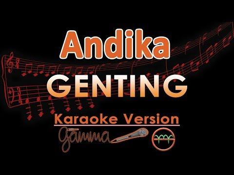 Andika Kangen Band - Genting (Karaoke Lirik Tanpa Vokal)
