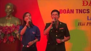 Hành khúc tuổi trẻ - Top ca Công ty Duyên Hải 1080p