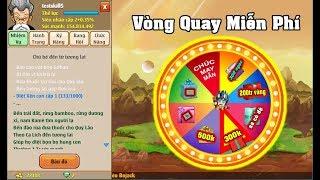Ngọc Rồng Online - Mở Bán Vòng Quay Miễn Phí Trúng Ngay Acc Vip !