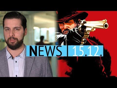 FCC kippt Netzneutralität - Red Dead Redemption 2-Easteregg in GTA Online - News thumbnail