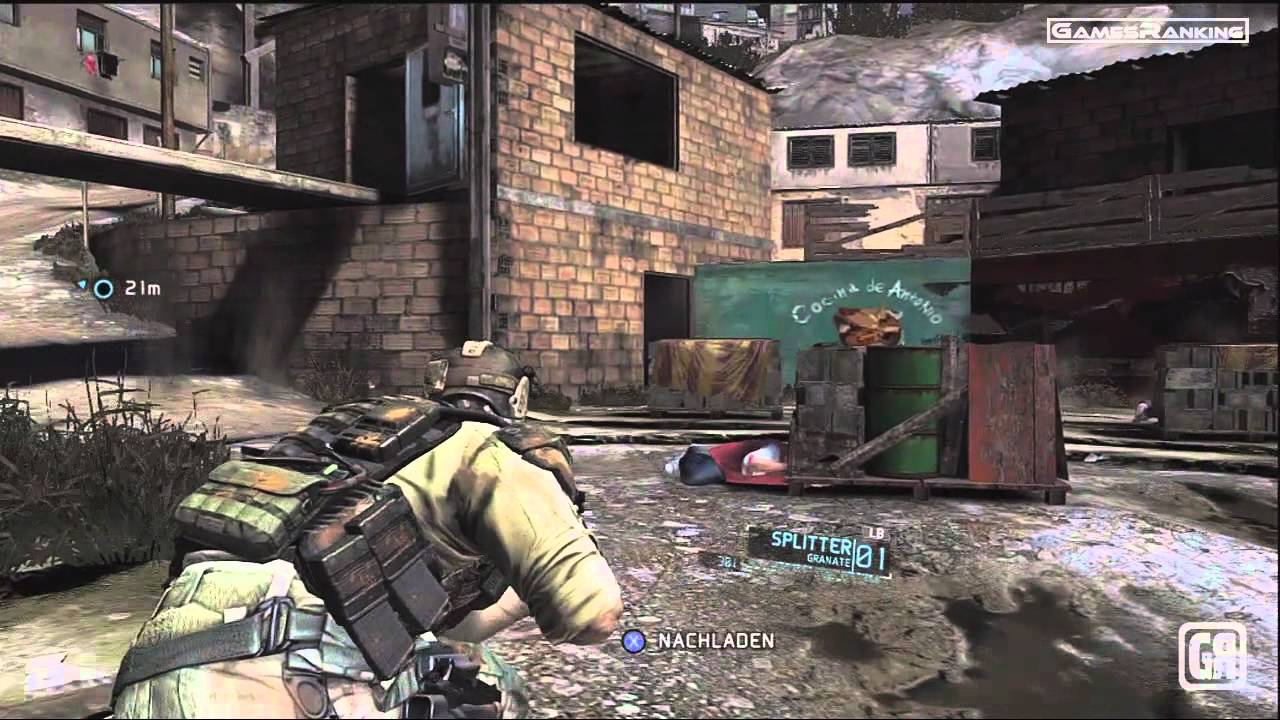 Tom Clancy's Ghost Recon: Future Soldier - UNCUT Gameplay HD - YouTube