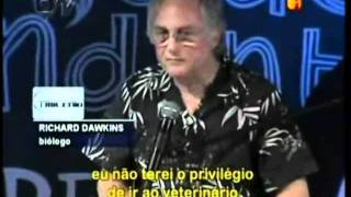 3 perguntas para Richard Dawkins