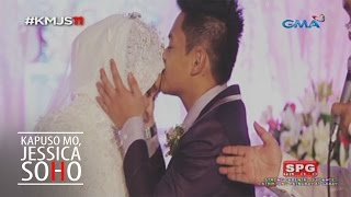Kapuso Mo, Jessica Soho: The Road to Forever of Datu Jhoar and Suraina