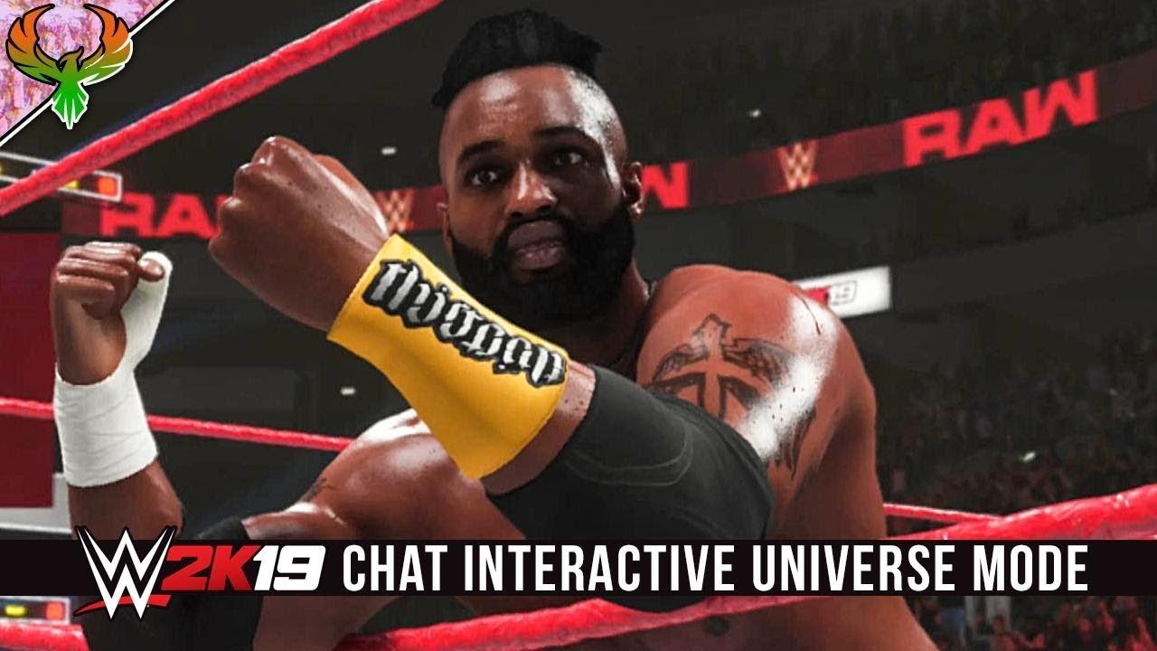 BIGGEST UPSET EVER?! | Ep 1 | WWE 2K19 Interactive Universe