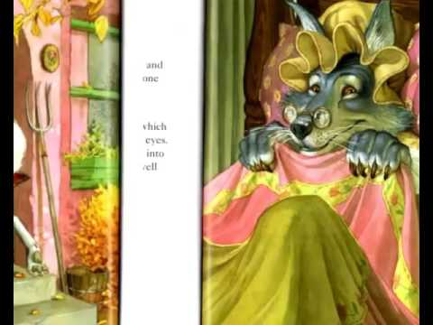 Little Red Riding Hood !! Fairy Tale! Audio Book