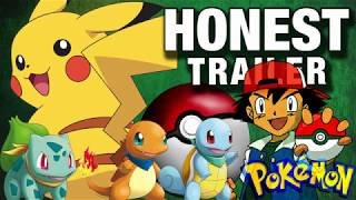 POKEMON RED AND BLUE W Smosh Honest Game Trailers    My Reaction