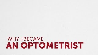 Why I Became An Optometrist: Dr. Melissa Trego
