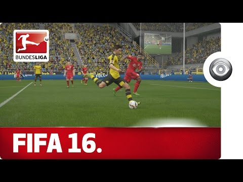 Borussia Dortmund vs. Bayer 04 Leverkusen - FIFA 16 Prediction with EA SPORTS