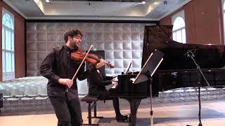 Download lagu Mozart Sonate in B KV 454 Thomas Reif 1 Largo Allegro MP3
