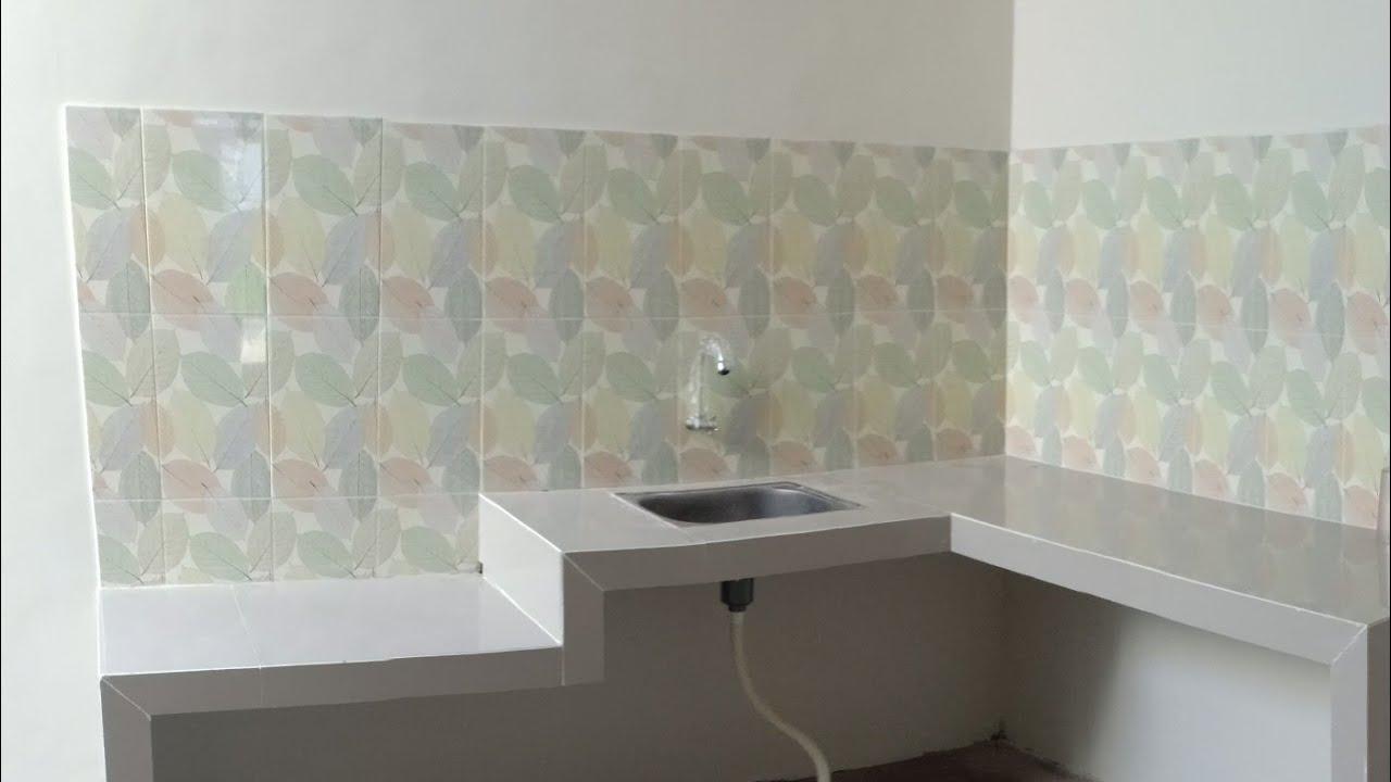 aneka model dapur dan kamar mandi minimalis, murah dan simpel