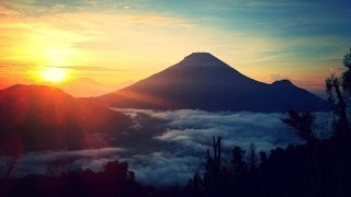 (Sikunir Dieng) -  Bukit Sikunir Lewat Jalan Blado - Banjarnegara