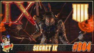 DÉBUTER SUR IX PRÉPARATION ET SECRET IX ?? - ZOMBIES BO4 !! ║#BO4 #TNoZ║
