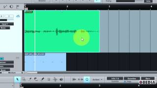 PRESONUS STUDIO ONE - How to use Quantize (Audio and MIDI)