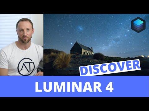 Master Luminar 4 in 5 Minutes || Luminar 4 Tutorial thumbnail