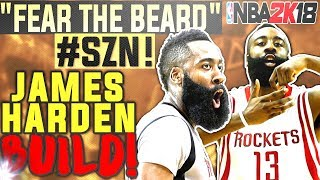 NBA 2K18 OFFICIAL JAMES HARDEN MyPLAYER BUILD! DEMI-GODS ARE BACK! FIRST DEMI GOD BUILD!