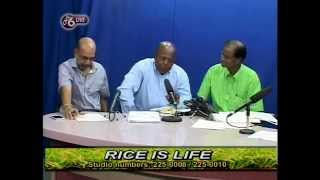 Guyana Rice Farmers say