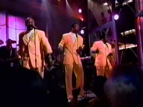 "O'Jays: ""Use Ta Be My Girl"" LIVE (1998)"