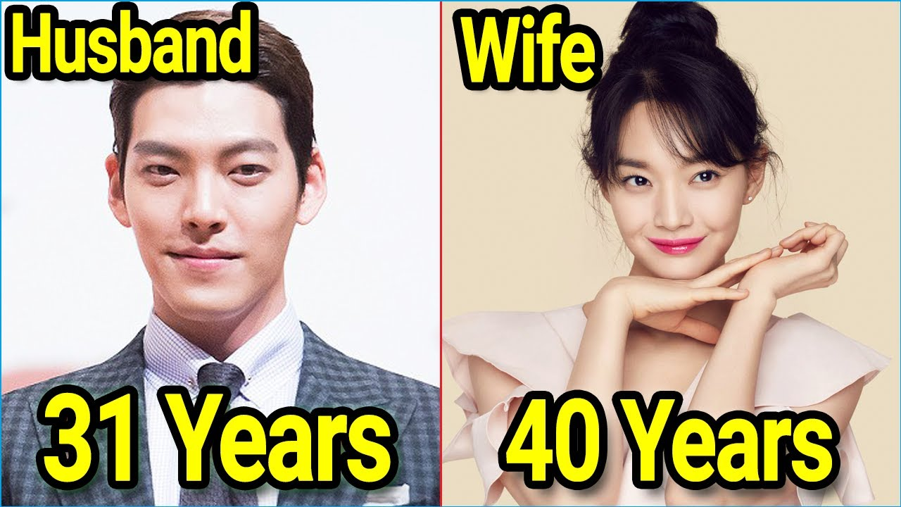 Download Shocking AGE Difference of Korean Couples    Hyun Bin    Park Shin Hye    Kim Woo Bin