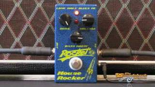 Lone Wolf Blues Rocket House Rocker Video Review And Demo