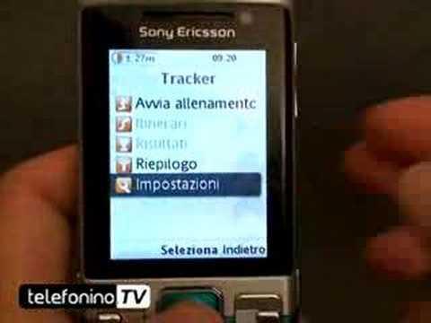 Sony Ericsson C702 videoreview da Telefonino.net