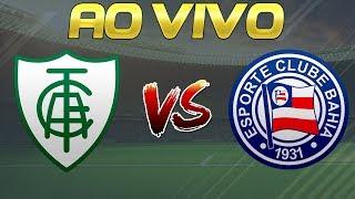 🔴 AO VIVO - América-MG 1x0 Bahia | Campeonato Brasileiro 2018 | RODADA 37ª - 25/11/2018