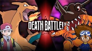 Pokémon VS Digimon | DEATH BATTLE!