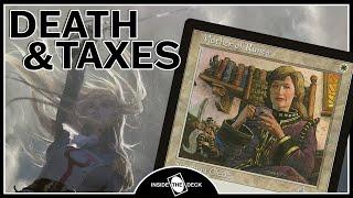 MTG Legacy: Death & Taxes - Inside The Deck #148