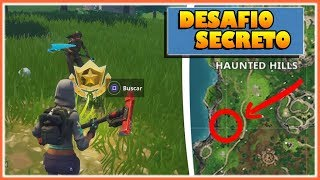 FORTNITE SECRET CHALLENGE - WEEK 2 - BATTLE PASS
