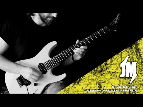 The Chemical Wedding Guitar Solo Cover