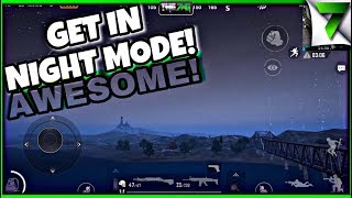 HOW TO GET IN A NIGHT MODE GAME? | PUBG Mobile