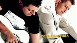 Bruno e Marrone - PARA COM TUDO - HD