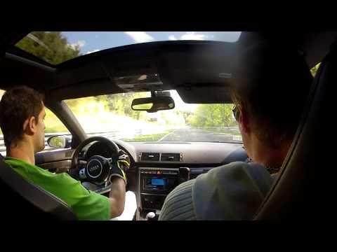 Nürburgring Nordscheleife - Audi RS4 B7 - 8.27 BTG