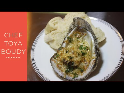 New Orleans Style Charbroiled Oysters