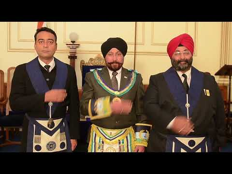 MASONIC HERITAGE OF NORTHERN INDIA UNVEILED