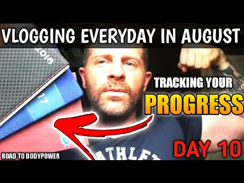 track-your-progress-|-track-your-workouts-at-the-gym-|-vlogging-everyday-in-august
