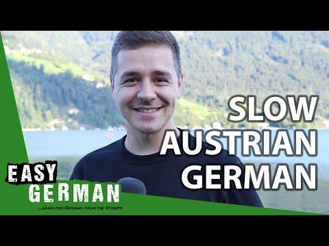 Talking about Austria in slow Austrian German | Super Easy German (118)