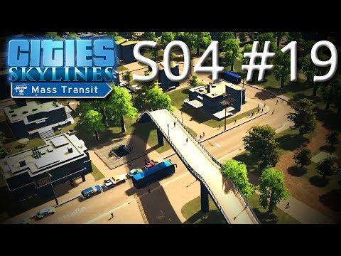 Erweitern und optimieren - Cities: Skylines S04 #19 [DEUTSCH|HD]