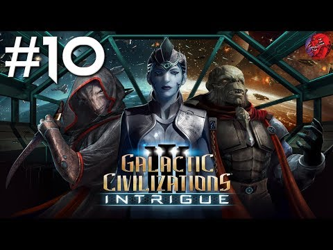 "Galactic Civilizations 3 Let's Play - Intrigue #10 ""Battle for Iconia:  Heptium V Sabre"" (SPONSORED)"
