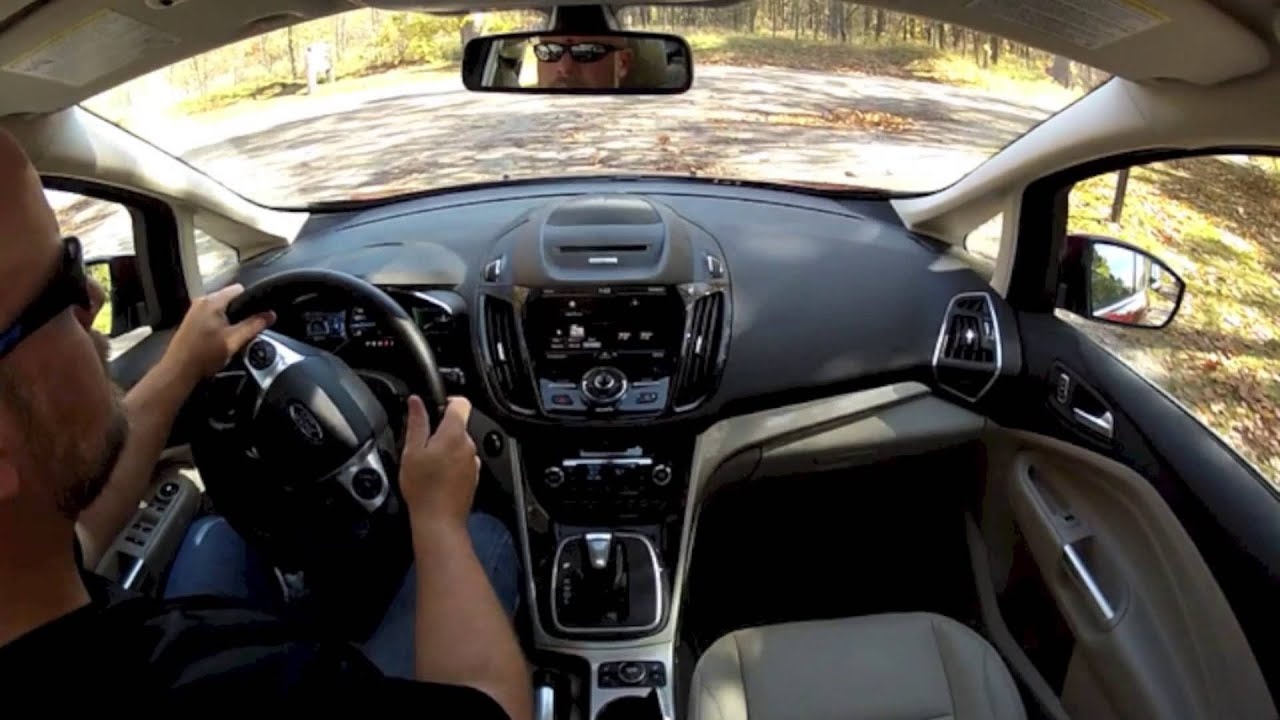 2013 ford c max hybrid review youtube. Black Bedroom Furniture Sets. Home Design Ideas
