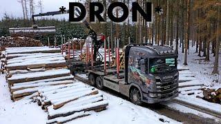 *Holbra DRON* Scania V8 Furia - Tartak Janicky